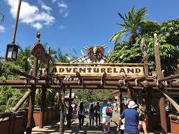 themes in magic kingdom adventureland magic kingdom walt disney world