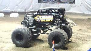 california kid monster truck wheelie contest