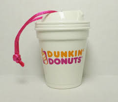 dunkin donuts coffee house collectibles