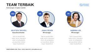 membuat struktur organisasi yang menarik panduan cara membuat slide presentasi company profile yang baik oleh