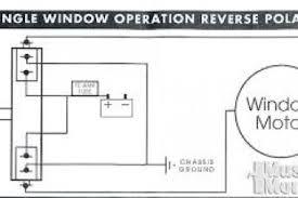 universal power window wiring diagram wiring diagram
