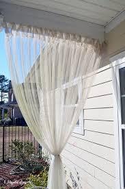 diy screened porch