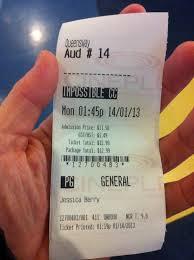 cineplex queensway my year the movietheatre movie 14 the impossible queensway