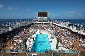 what is a lido deck on a cruise ship cruise critic