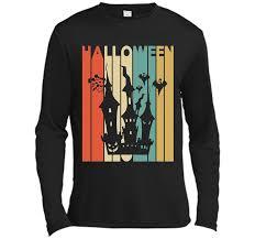 vintage style halloween silhouette t shirt halloween shirt u2013 trend