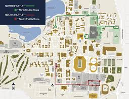 Indiana University Map Map Of Notre Dame Indiana Indiana Map