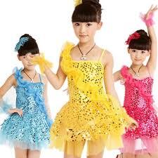 kids samba trẻ em ballroom dresses cho cuộc thi cô gái samba salsa điệu