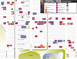 Harlem New York Map by Harlemnow A Culturenow Project
