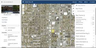City Maps City Maps Carson City