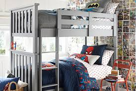 spider man u0026 batman bedroom pottery barn kids