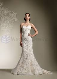 chagne lace bridesmaid dresses sweetheart mermaid lace wedding dresses pictures ideas guide to