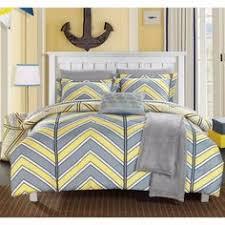 Down Comforter Color Martha Stewart Dandelion Light Green 9 Piece Cal King Comforter