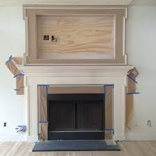 Decorations Tv Over Fireplace Ideas by Https I Pinimg Com 736x A4 95 B6 A495b6c280141b2