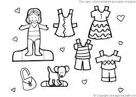 clothes coloring pages dress coloring pages 106 clothes kids printables coloring pages