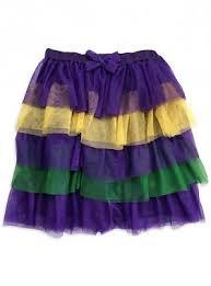 mardi gras skirt skirt fleurty girl