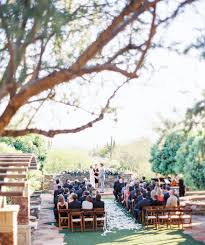 outdoor wedding venues az best venues for a destination wedding