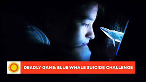 Challenge Deadly Hw News Network Deadly Blue Whale Challenge