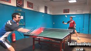 table tennis rubber reviews butterfly tenergy 80 fx rubber review youtube