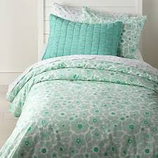 girls bedroom bedding girls bedding sheets duvets pillows crate and barrel