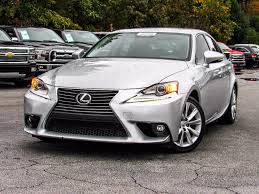 lexus sedan 2016 2016 used lexus is 200t 4dr sedan at alm gwinnett serving duluth