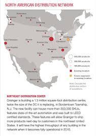 3m Center Map Should W W Grainger Be On Your Watch List W W Grainger Inc