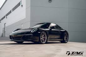 What We U0027ve Been Waiting To See 991 2 C2s On 20 U201d Hre P101 And