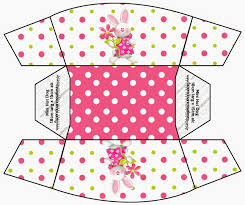 easter in pink free printable boxes is it for parties is it