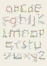 design lines font 99 best alphabets images on pinterest graph design letter fonts