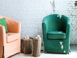 teindre housse de canapé fauteuil housse fauteuil ikea nouveau relooker le salon clairette