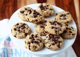 almond flour chocolate chip cookies kitchen treaty