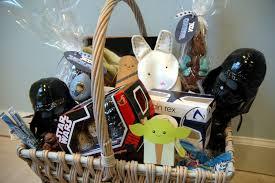 wars gift basket wars easter basket bunny cakes