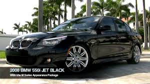 2008 Bmw 550i Interior 2008 Bmw 550i Jet Black A2532 Youtube