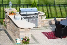 Outdoor Kitchen And Dining Kitchen Bidmyreno