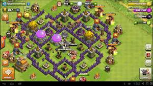 Coc Maps Best Clash Of Clans Town Hall 7 Farming Base Layout Video