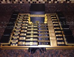 large hajj chocolate favor trays hajj favors pinterest