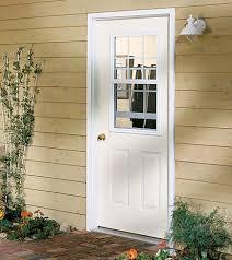 Vented Exterior Door Metal Fiberglass J M Doors Miami