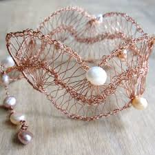 wire lace 215 best jewerly lace images on bobbin lace food