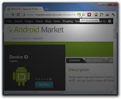 chrome apk how to android app apks from play store to your computer