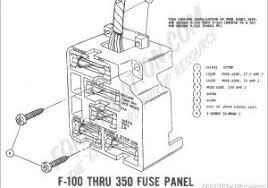 1977 f350 fuse diagram 1977 wiring diagrams