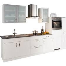 küche günstig mit elektrogeräten küchenzeile 270cm preisvergleich billiger de
