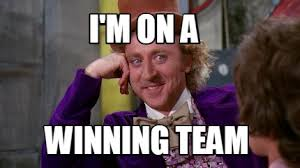 Winning Meme - meme creator i m on a winning team meme generator at memecreator org