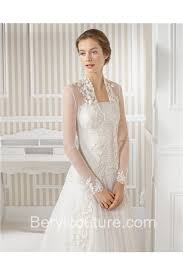unique simple a line strapless ruched tulle wedding dress with