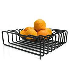 Fruit Bowls by Black Blum Fruit Loop Bowl Contemporary Fruit Bowls