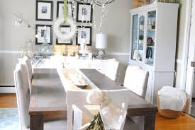 Decorating My Dining Room by Christmas Home Tour Holiday Decorating Ideas Lemonade Style