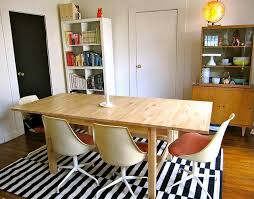 Ikea Tables Kitchen by 7 Best Ikea Dining Table Images On Pinterest Dining Room