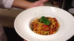 cuisine lalla fettuccine alla puttanesca by chef nicolino lalla