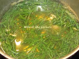 cuisiner salicorne cuisiner la salicorne beautiful salicornes aillées et persillées ac