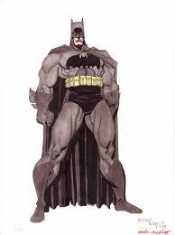 art adams batman color sketch gary morita u0027s sketches prelims