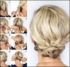 Hochsteckfrisurenen In K N by 100 Hochsteckfrisurenen Mittellange Haar Flechten