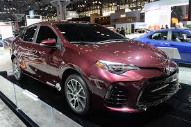 toyota american models 2017 toyota 50th anniversary special edition corolla new york